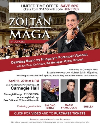Mario Frangoulis live in New York!-Concerts - Mario